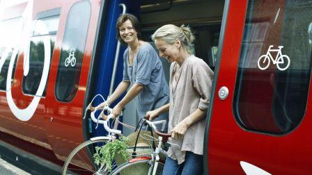 Bici nei treni europei